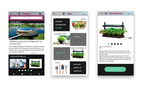 Invision Prototypes Final