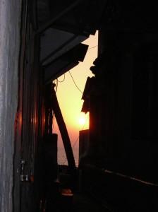 Mumbai sunset 2